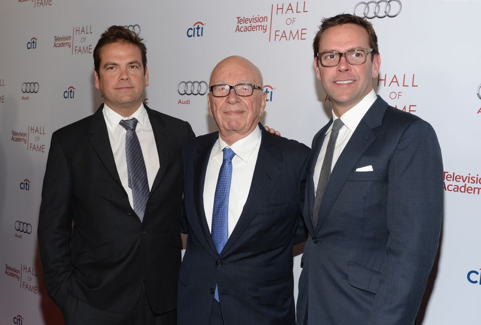 21st Century Fox Reports Mixed Earnings, Murdochs Offer No Comment on Disney Merger