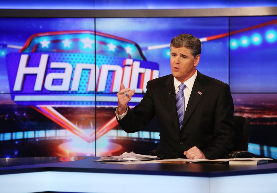 NYTimes' Puff Piece Sanitizes Sean Hannity's Cowardice