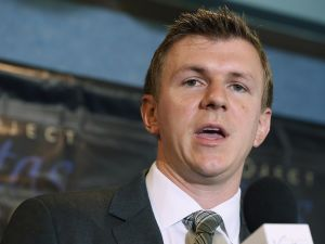 Project Veritas founder James O'Keefe