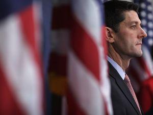 Speaker of the House Paul Ryan.