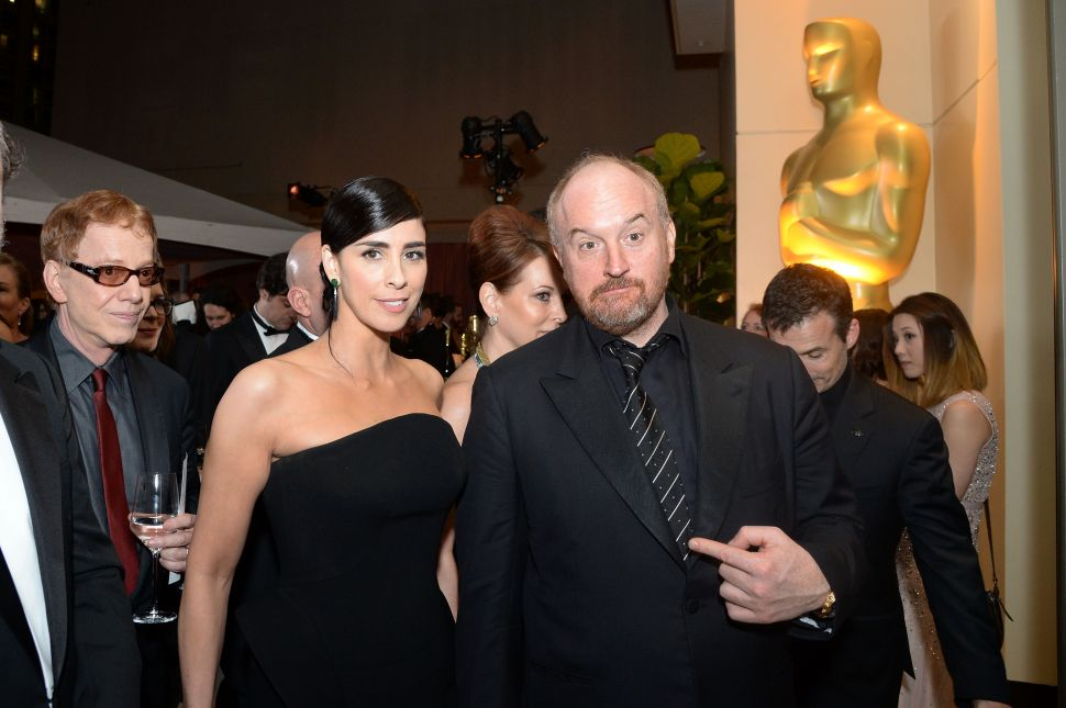 Sarah Silverman Speaks Out About Louis C.K.