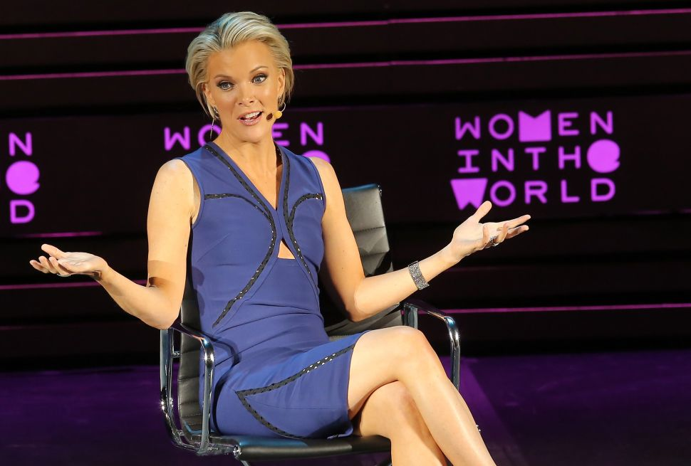 Megyn Kelly Responds to Sexual Harassment Allegations Against Charlie Rose