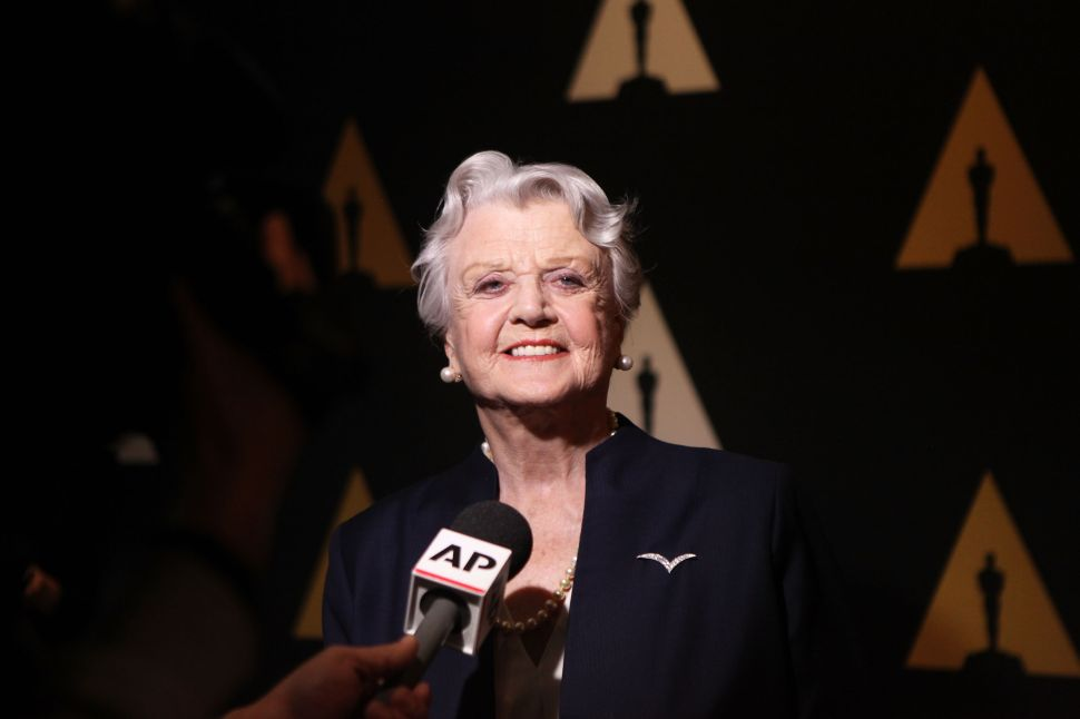 Angela Lansbury in Hot Water After Controversial Comments About Sexual Harassment