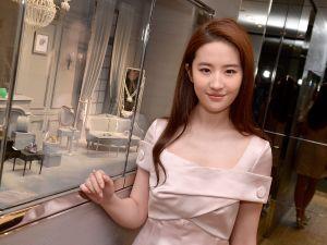 Liu Yifei Crystal Liu 'Mulan'