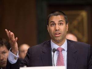 Federal Communications Commission Commissioner Ajit Pai.
