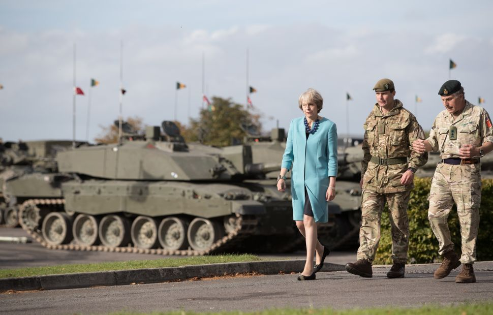 The British Military Is at Risk—and the US Isn't Far Behind
