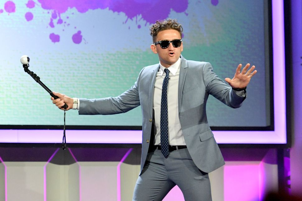 How to Have More Success at Being Interesting With Help From Casey Neistat