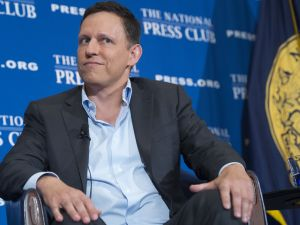Thiel was a loud supporter of Donald Trump in the 2016 presidential election.