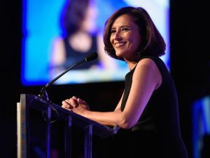 Joana Vicente speaks onstage at IFP's 26th Annual Gotham Independent Film Awards on November 28, 2016.