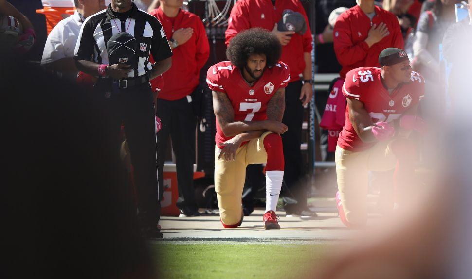 1943 Court Ruling Offers Insight on National Anthem Controversy