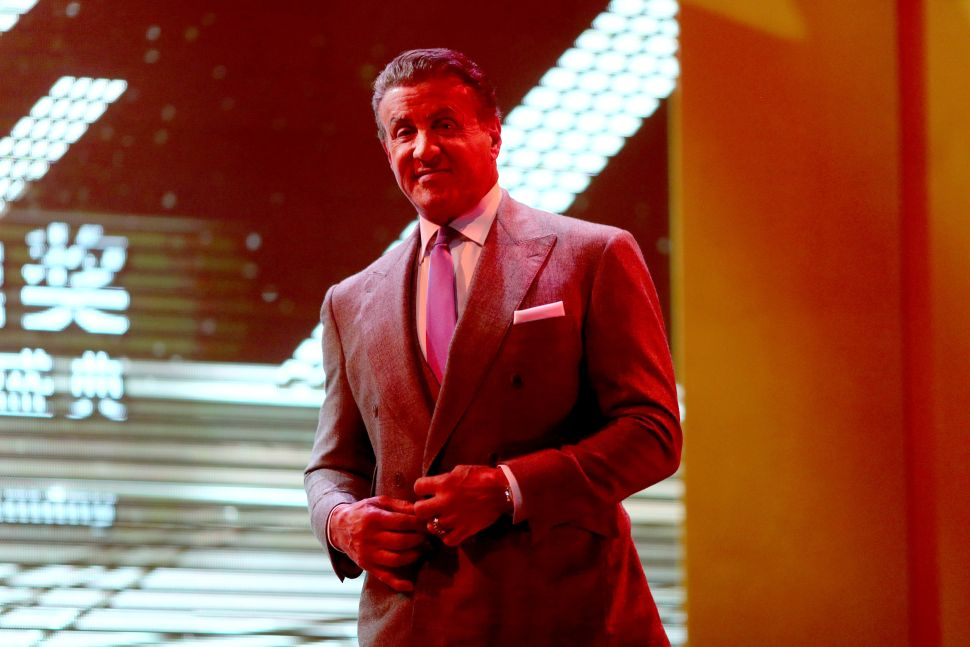 Sylvester Stallone Accused of Sexually Assaulting a 16-Year-Old