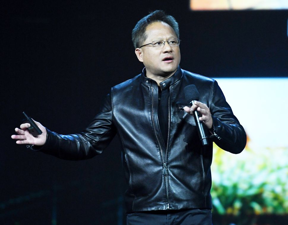 5 Things to Know About Jensen Huang, Fortune's 'CEO of the Year'