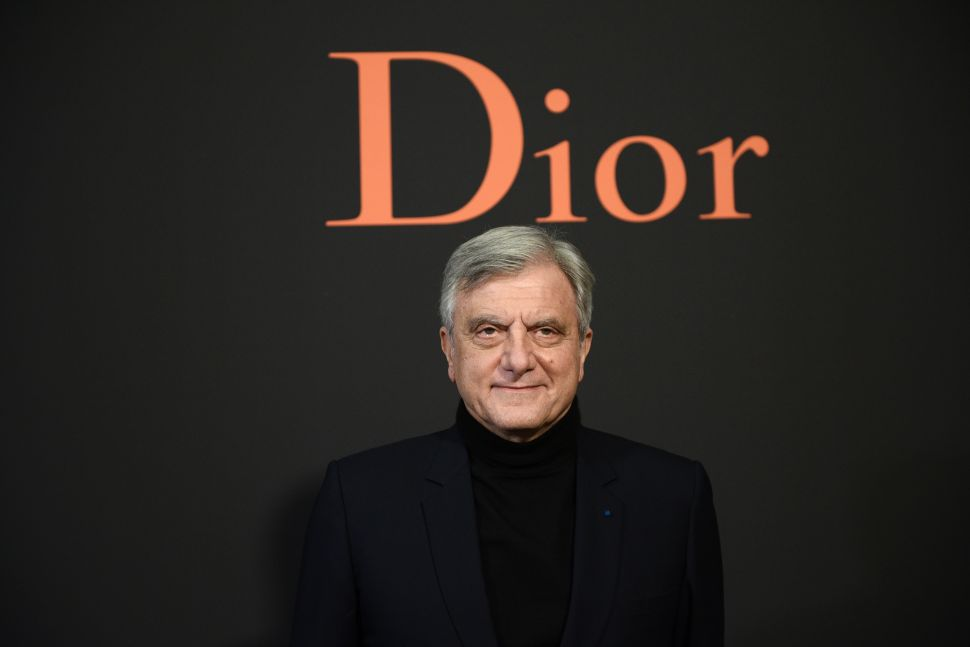 Dior CEO Sidney Toledano Promoted to Lead All LVMH Fashion Houses