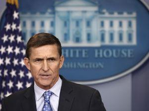 National Security Adviser Michael Flynn.