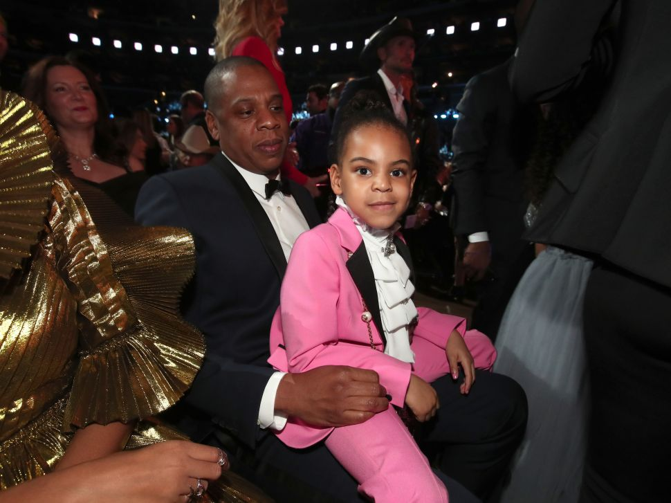 Blue Ivy's Latest Playdate Featured Frozen Hot Chocolate at Serendipity 3