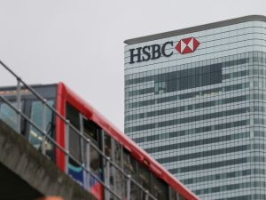 HSBC is taking a stand against climate change.