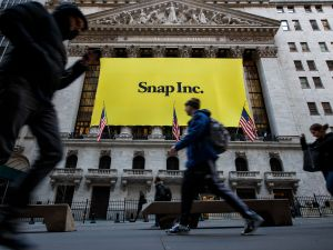 Tencent and Alibaba are two major Chinese investors behind Snap.