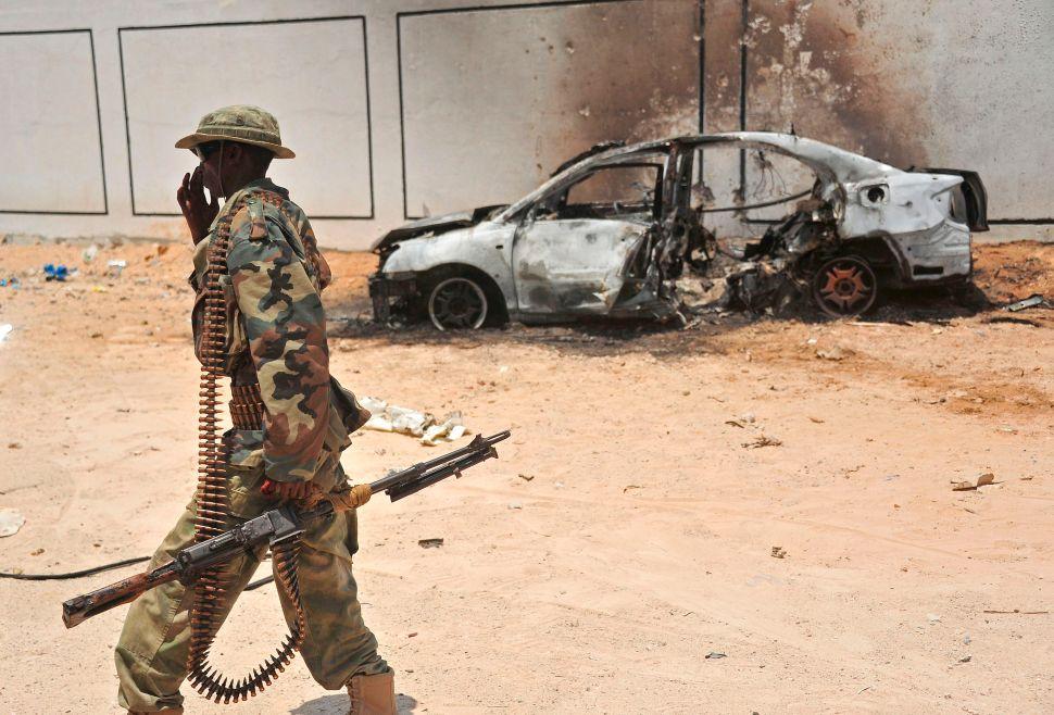Back-to-Back Attacks in Somalia Prove Power of ISIS-Backed al Shabaab