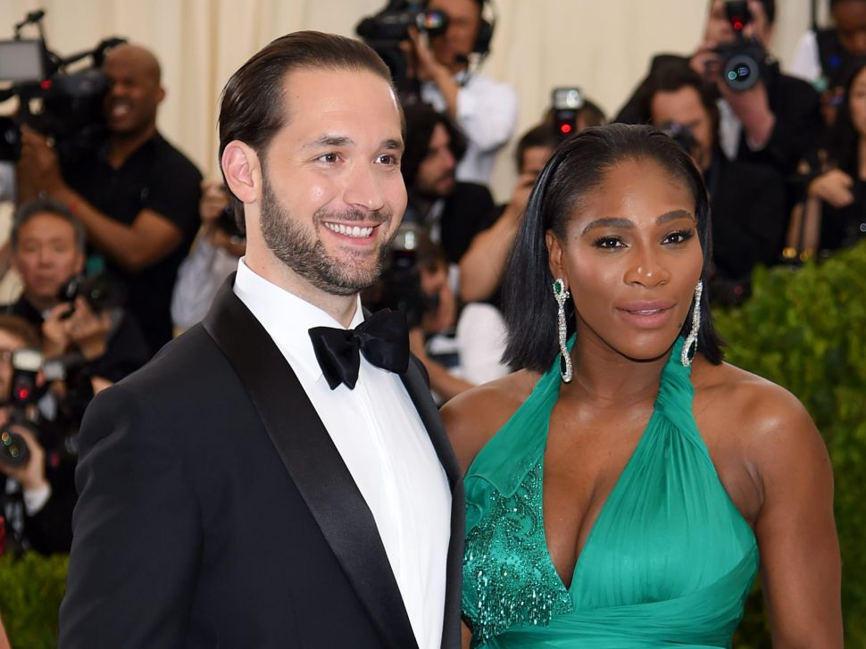 Serena Williams Tied the Knot In a New Orleans Art Complex