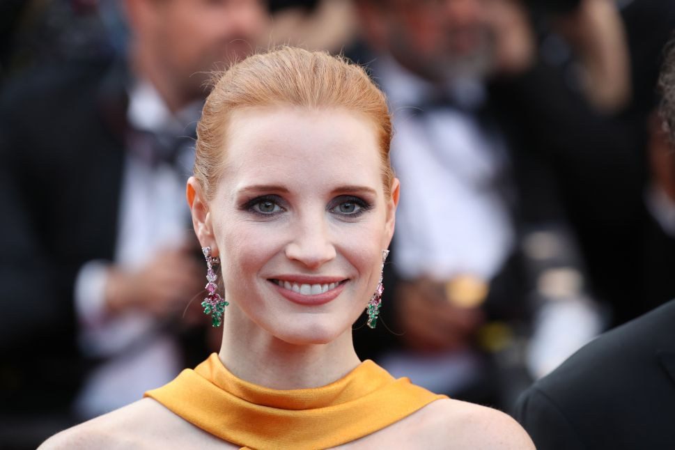 Thank the Internet, Jessica Chastain Is Game for 'It' Sequel