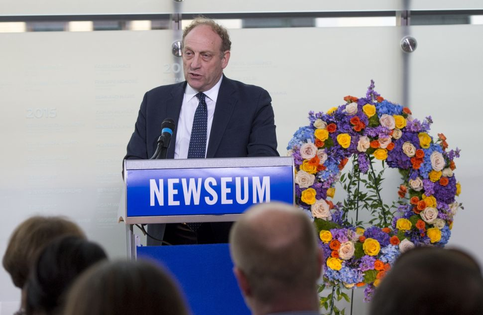 NPR Exec Is Latest Media Titan Embroiled in Decades-Old Sexual Harassment Claims