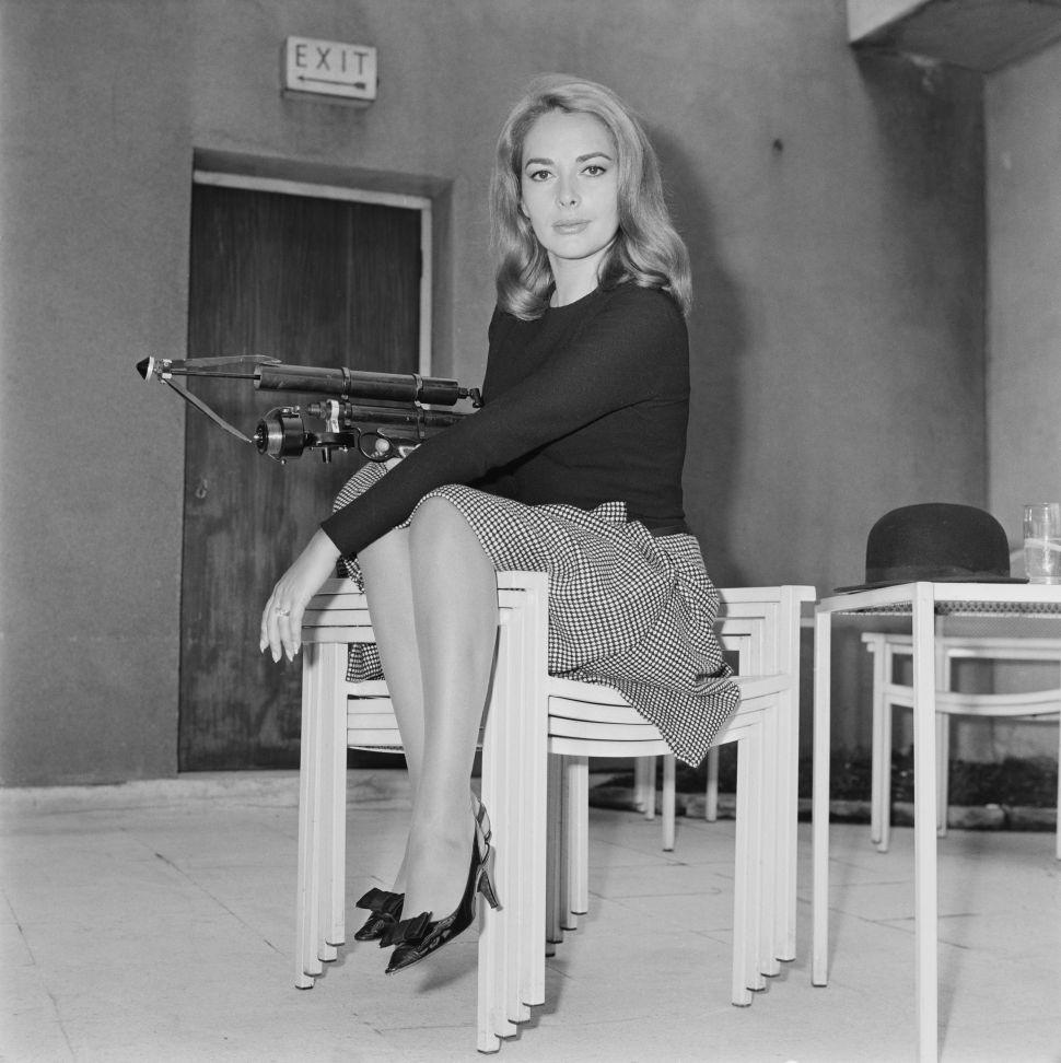 Bond Girl Karin Dor Has Passed Away
