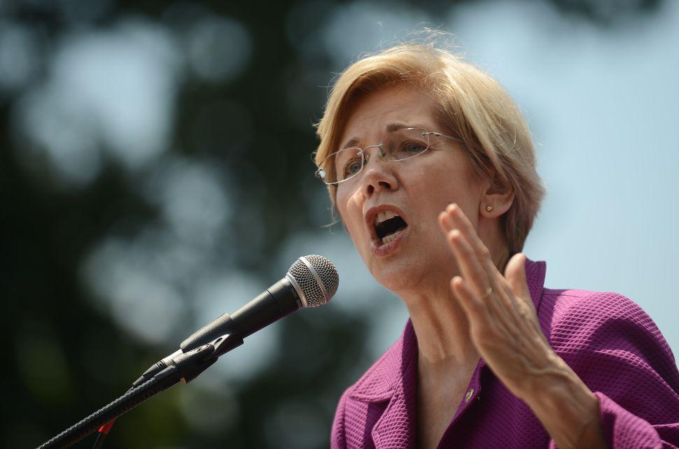 Before You Call Trump a Racist, Remember Warren Isn't Native American