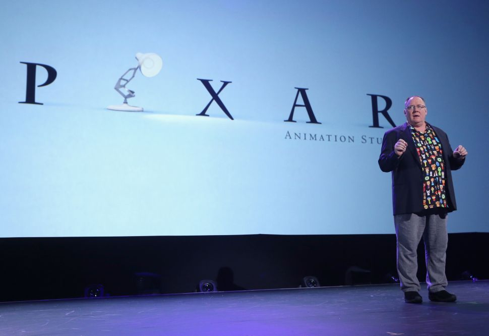 Pixar Legend John Lasseter Taking Leave of Absence Amid Sexual Misconduct Rumors