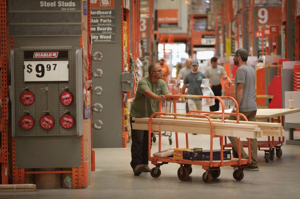 Devastating Hurricanes Good for One Thing: Home Depot Q3 Earnings