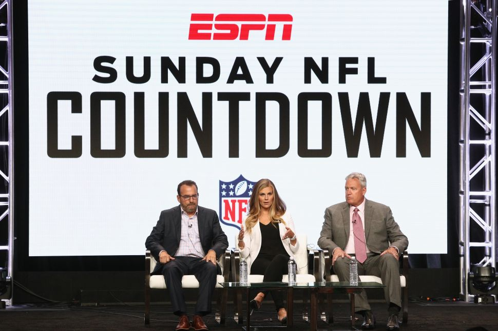 In an Effort to Combat Dipping Ratings, ESPN Is Heading to Snapchat
