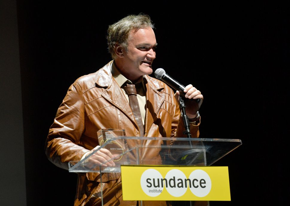 Reverse Course: Quentin Tarantino Says His Upcoming Film Is 'Not Charles Manson'