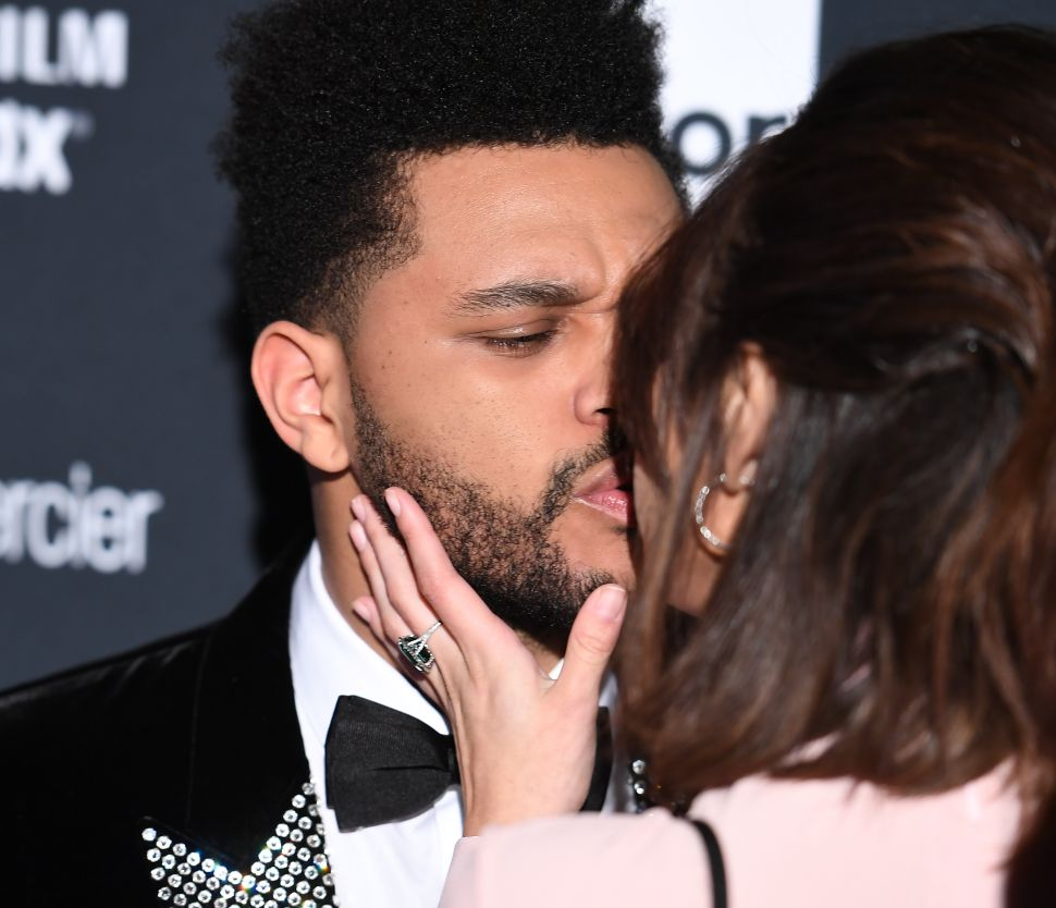 The Weeknd Was Spotted Holding Hands With Justin Bieber's Ex