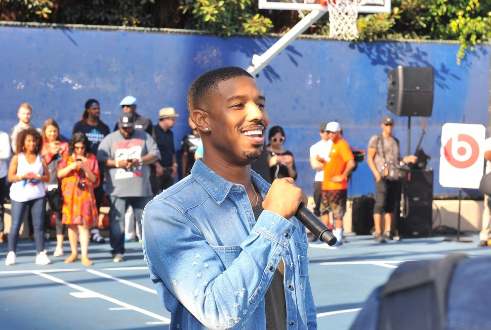 Michael B. Jordan to Make Directorial Debut Because Actor/Producer Wasn't Cool Enough