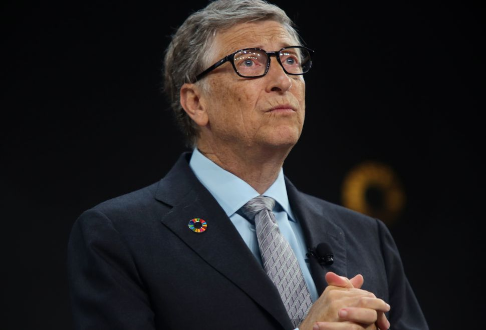 Bill Gates Donates $100 Million to Find Alzheimer's Cure in 10 Years