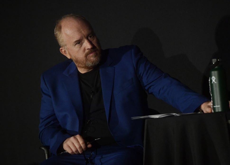 New York Times Releases Damaging Report on Louis C.K.'s History of Sexual Misconduct