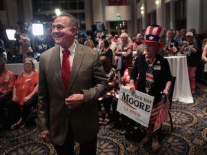 Alabama Senate Candidate Roy Moore.