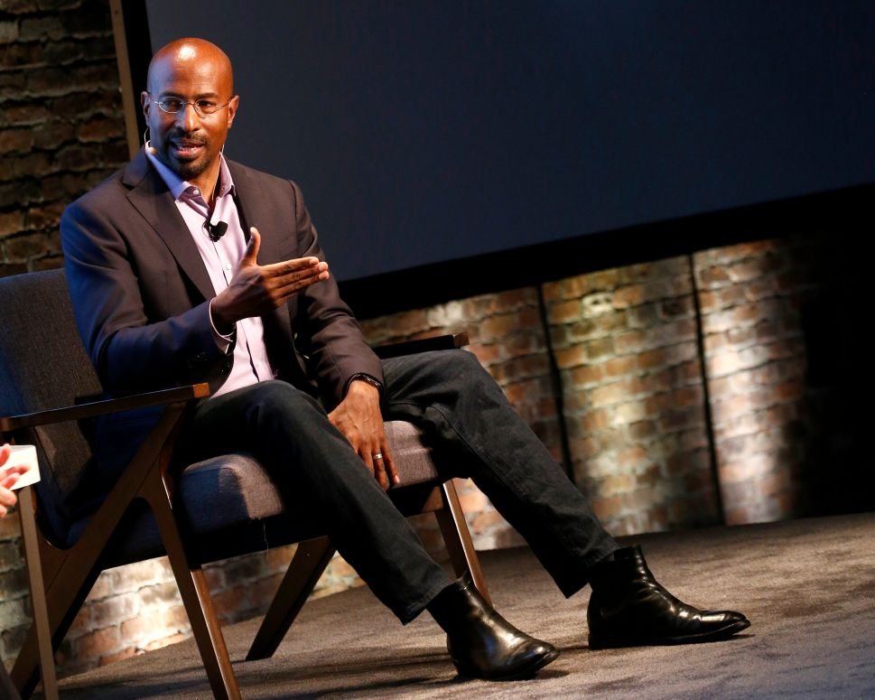 Van Jones Is Getting His Own CNN Show