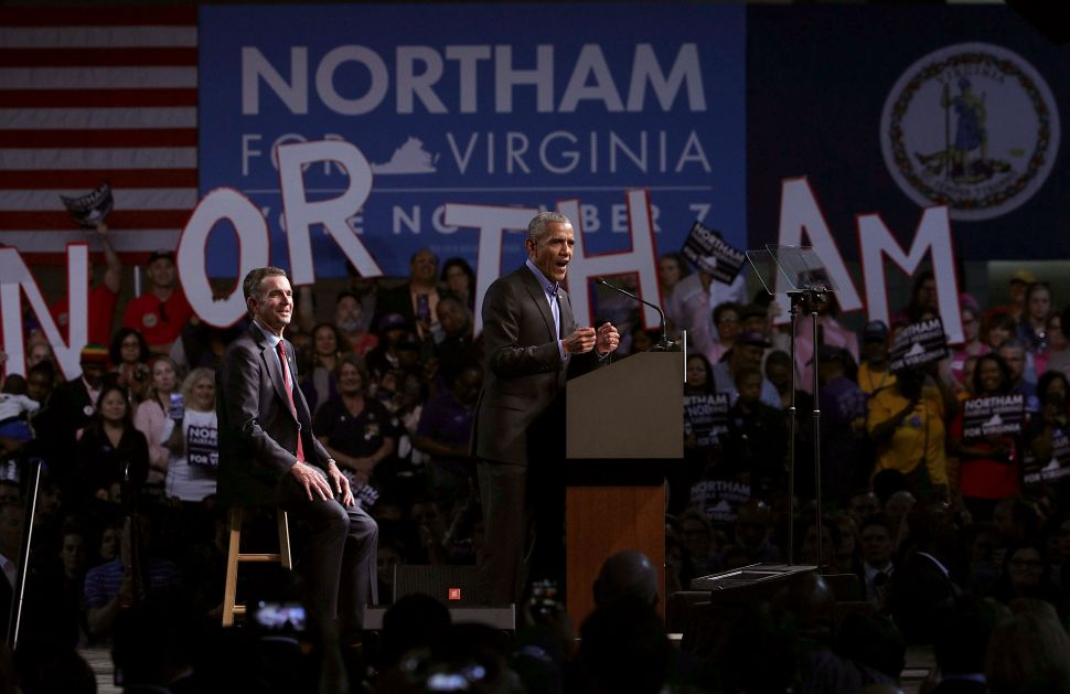 What Virginia's Governor's Race Means for Donald Trump and the DNC
