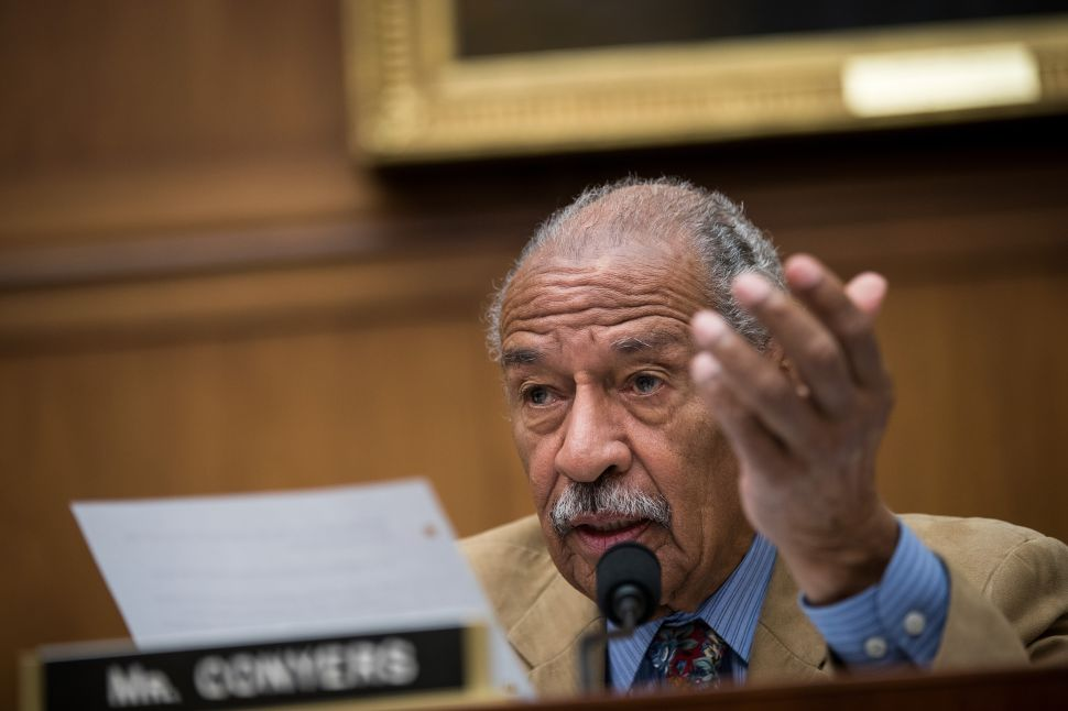 Another Former Staffer Has Accused John Conyers of Sexual Harassment
