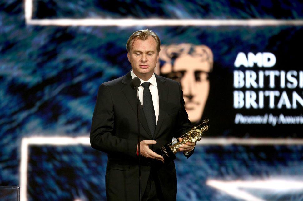 Christopher Nolan Apologizes to Netflix