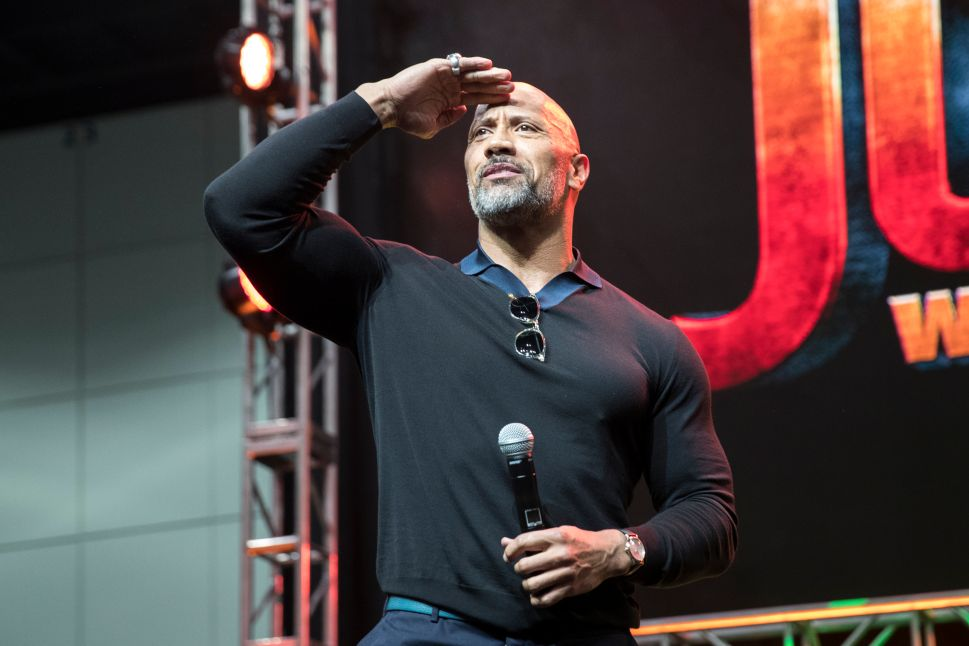 Can Dwayne Johnson Boost the Box Office Totals of Warner Bros. Superhero Universe?