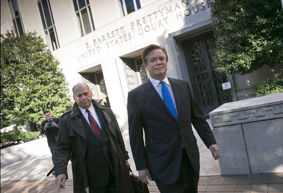 How Paul Manafort's Indictment Reveals Robert Mueller's Strategy