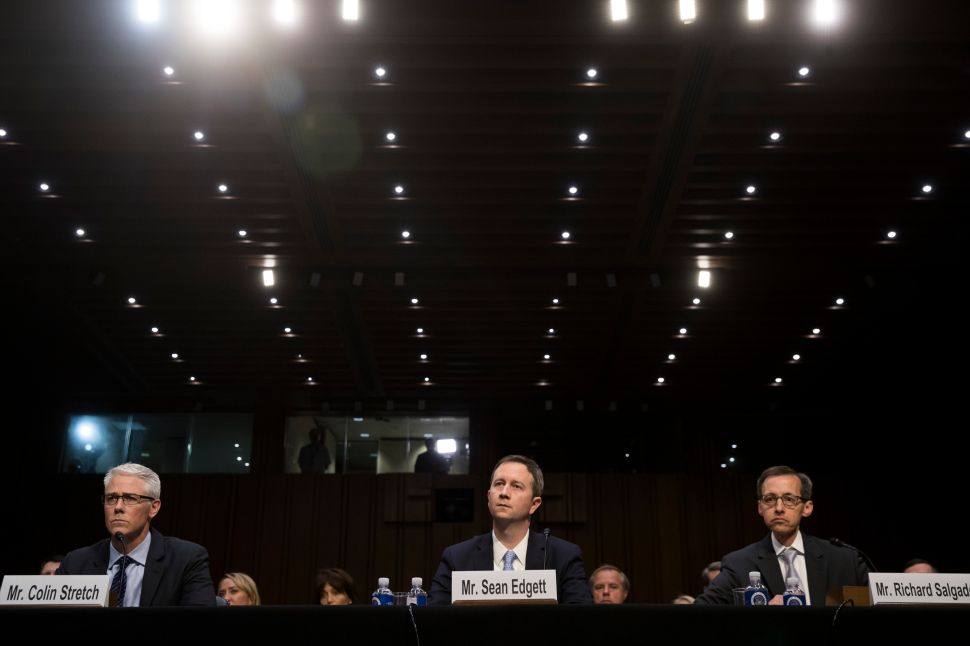Silicon Valley Comes to Washington: Inside This Week's Surreal Hearings