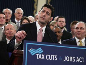 U.S. Speaker of the House Rep. Paul Ryan (R-WI).