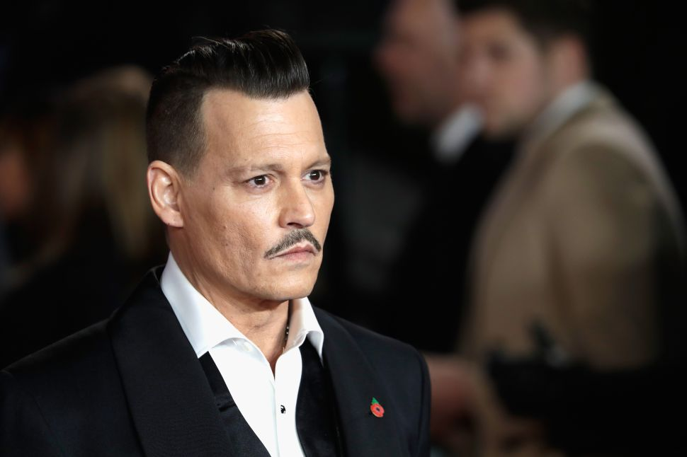 'Fantastic Beasts' Director Stands by Controversial Johnny Depp Casting