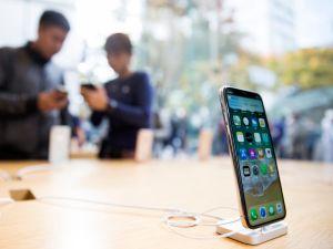iPhone X.