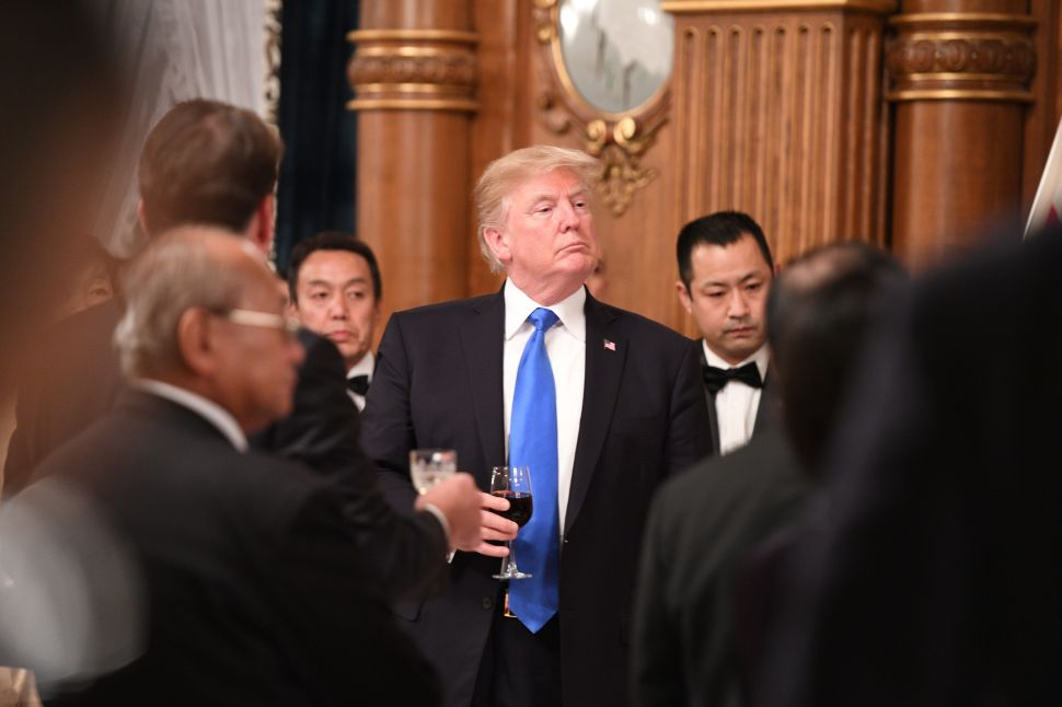 Trump's Unscripted Diplomacy Was Not Well Received by Japan or South Korea