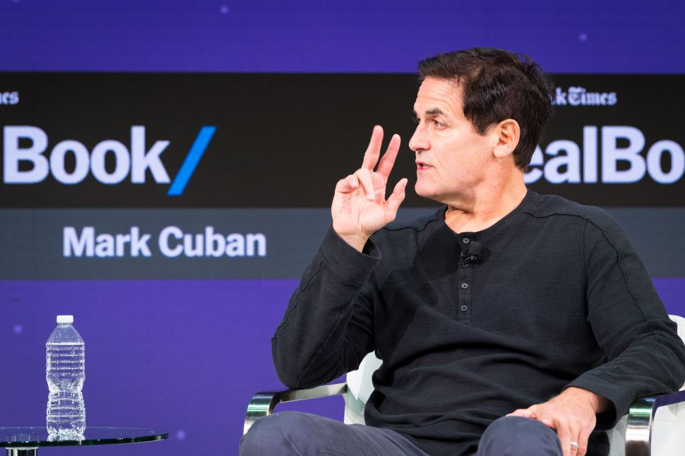 Steve Bannon Is Reportedly Advising Mark Cuban for 2020 Run