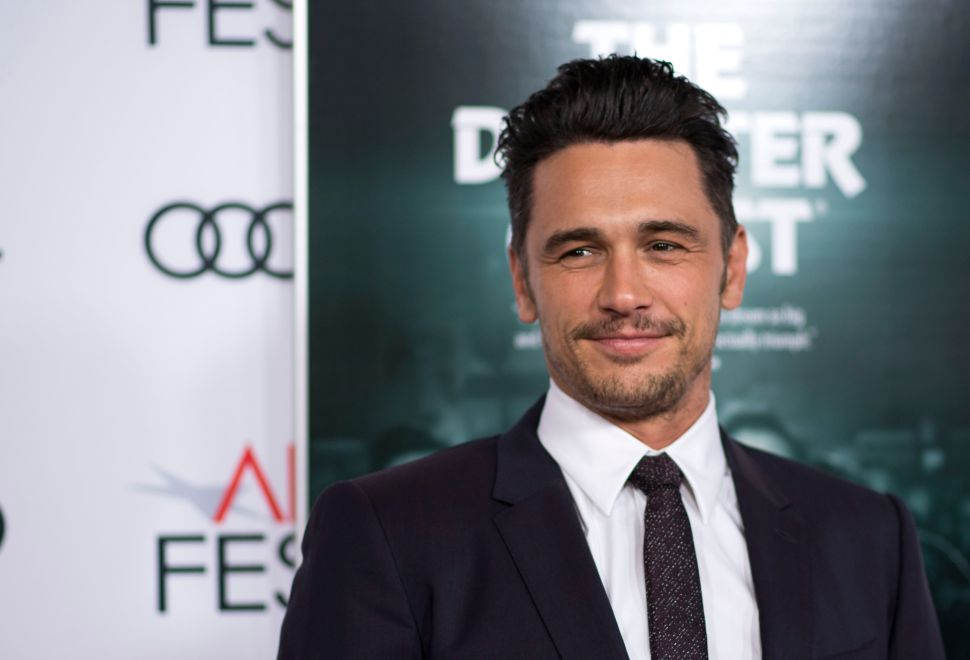 James Franco Made a Big Sale in Silver Lake