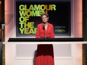 Cindi Leive at Glamour's 2017 Women of The Year Awards.